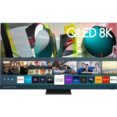 "65"" SAMSUNG QE65Q900TSTXXU  Smart 8K HDR QLED TV with Bixby, Alexa & Google Assistant"