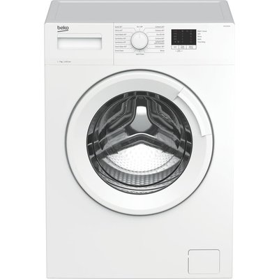 BEKO WTK72011W 7 kg 1200 Spin Washing Machine - White, White