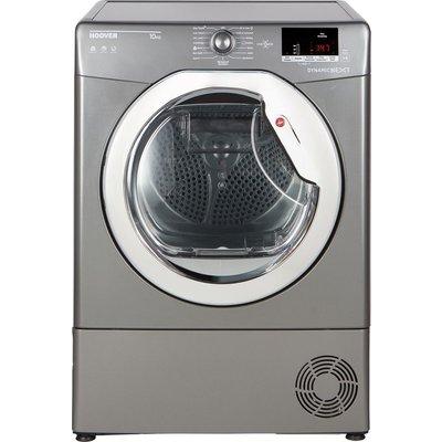 HOOVER Dynamic Next DX C10DCER NFC 10 kg Condenser Tumble Dryer - Graphite, Graphite