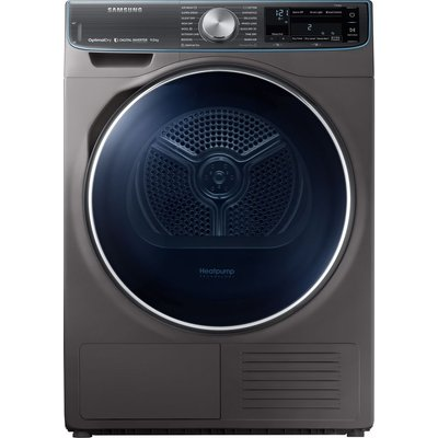 Samsung Tumble Dryer DV90N8288AX Smart 9 kg Heat Pump  - Graphite, Graphite