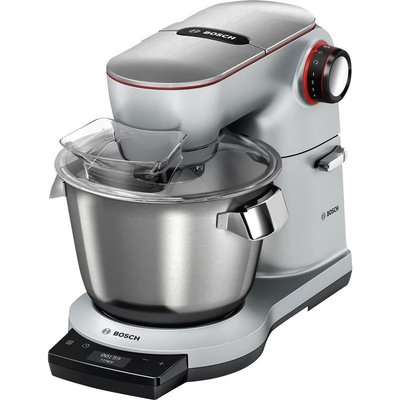 BOSCH OptiMUM MUM9GX5S21 Kitchen Machine - Silver & Black, Silver
