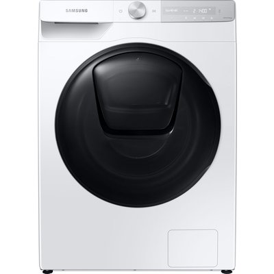 SAMSUNG QuickDrive WW90T854DBH/S1 WiFi-enabled 9 kg 1400 Spin Washing Machine - White, White