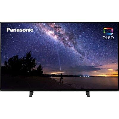 "48"" PANASONIC TX-48JZ1000B  Smart 4K Ultra HD HDR OLED TV with Google Assistant & Amazon Alexa"