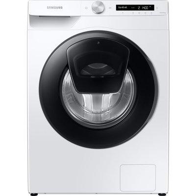 SAMSUNG AddWash WW90T554DAW/S1 WiFi-enabled 9 kg 1400 Spin Washing Machine - White, White