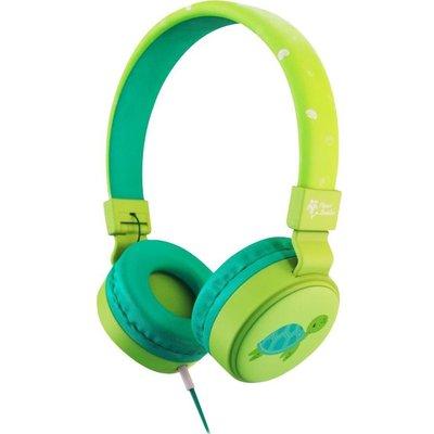 PLANET BUDDIES PBTUWHP Kids Headphones   Milo the Turtle - 5030578431451