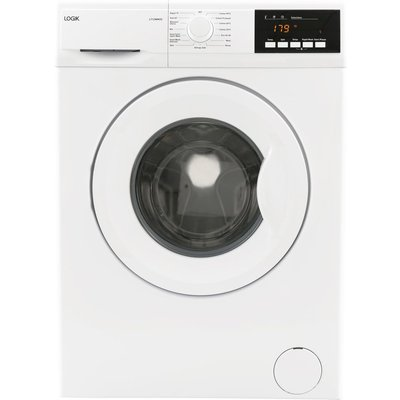 LOGIK L712WM20 7 kg 1200 Spin Washing Machine - White, White