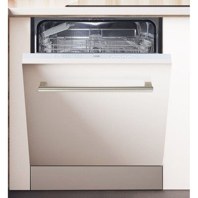 LOGIK LID60W20 Full size Fully Integrated Dishwasher - 5017416786041