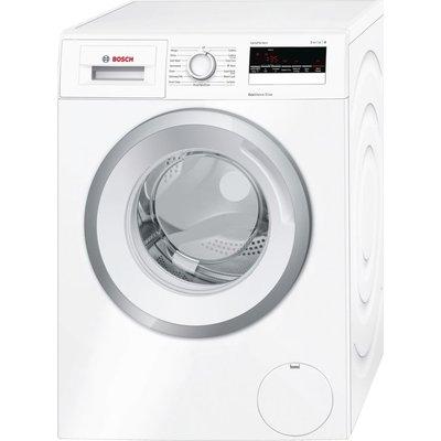 BOSCH Serie 4 WAN28280GB Washing Machine - White, White