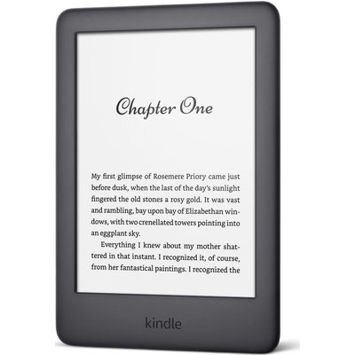 KINDLE KINDLE 6 eReader   4 GB  Black  Black - 841667152479