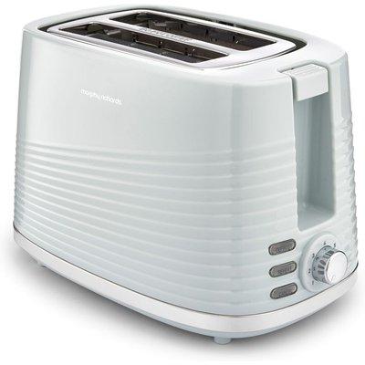 MORPHY RICHARDS Dune 220028 2 Slice Toaster   Green  Green - 5011832066794