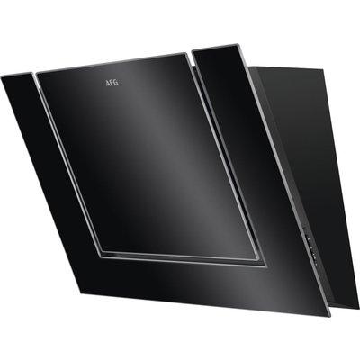 AEG DVB4850B Chimney Cooker Hood   Black  Black - 7332543619184