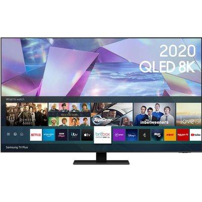 "55"" SAMSUNG QE55Q700TATXXU  Smart 8K HDR QLED TV with Bixby, Alexa & Google Assistant"