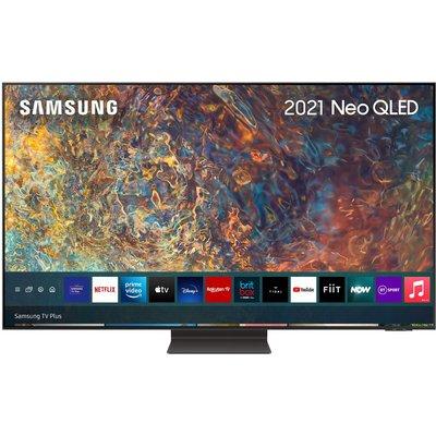 "65"" SAMSUNG QE65QN95AATXXU  Smart 4K Ultra HD HDR Neo QLED TV with Bixby, Alexa & Google Assistant"
