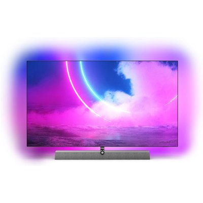 """55"""" PHILIPS Ambilight 55OLED935/12  Smart 4K Ultra HD HDR OLED TV with Google Assistant"""