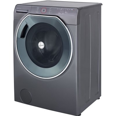 HOOVER AXI AWMPD69LH7R Smart 9 kg 1600 Spin Washing Machine - Graphite, Graphite