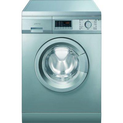 SMEG WMF147X-2 Washing Machine - Stainless Steel, Stainless Steel