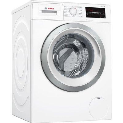 Bosch Serie 6 WAT28450GB 9 kg 1400 Spin Washing Machine - White, White