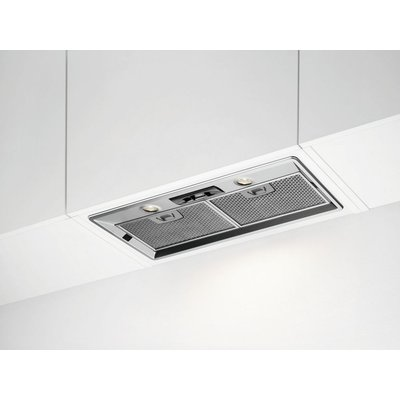 7332543538386 | AEG DGB2750M Built in Canopy Cooker Hood  Stainless Steel