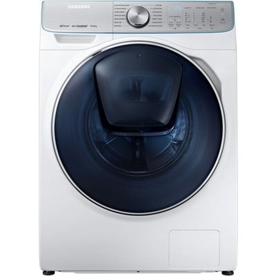 SAMSUNG QuickDrive WW10M86DQOA Smart 10 kg 1600 Spin Washing Machine - White, White