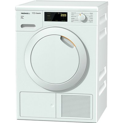 Miele Tumble Dryer Active TDB220 7 kg Heat Pump  - White, White