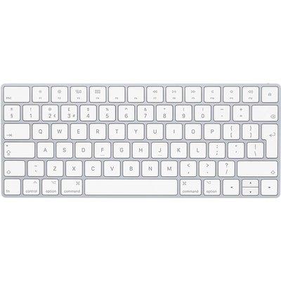 APPLE Magic Wireless Keyboard   White  White - 0888462650397