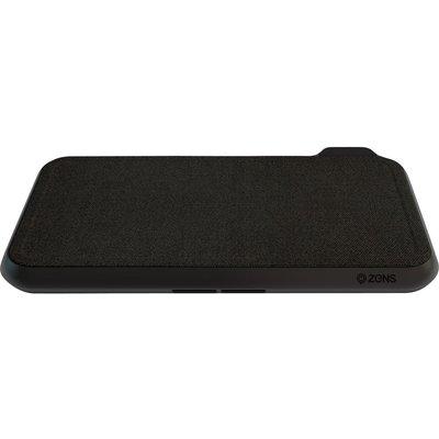 ZENS Liberty Fabric Edition Qi Wireless Charging Pad