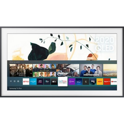 SAMSUNG The Frame QE43LS03TAUXXU  Smart 4K Ultra HD HDR QLED TV with Bixby, Alexa & Google Assistant
