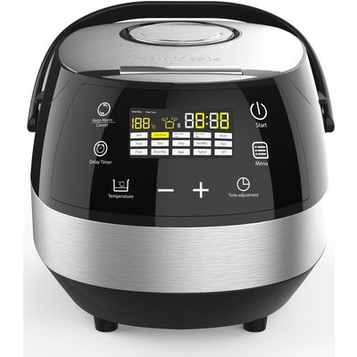 Clever Chef Multicooker - Chrome