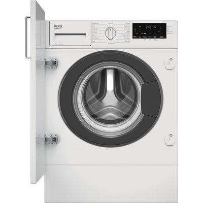BEKO WTIK76121 Integrated 7 kg 1600 Spin Washing Machine
