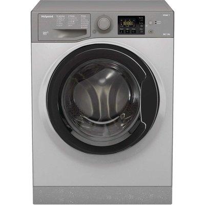 HOTPOINT Coreu0026tradeu0026tradeRDGR 9662 GK UK N 9 kg Washer Dryer - Graphite, Graphite
