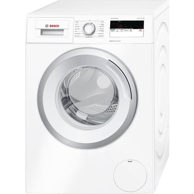 BOSCH Serie 4 WAN24100GB Washing Machine - White, White