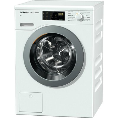 MIELE Eco WDB020 Washing Machine - White, White