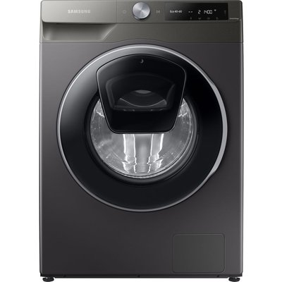 SAMSUNG AddWash WW80T684DLN/S1 WiFi-enabled 8 kg 1400 Spin Washing Machine - Graphite, Graphite