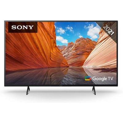 SONY BRAVIA KD43X80JU  Smart 4K Ultra HD HDR LED TV with Google TV & Assistant