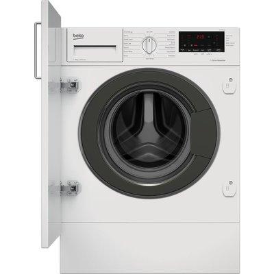 BEKO WTIK86151F Integrated 8 kg 1600 Spin Washing Machine