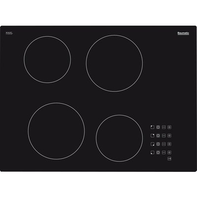 5055205056548 | Baumatic BHC700 electric hobs  in Black