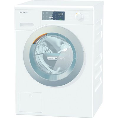 MIELE WT1F WTD160 WCS WiFi-enabled 8 kg Washer Dryer - White, White