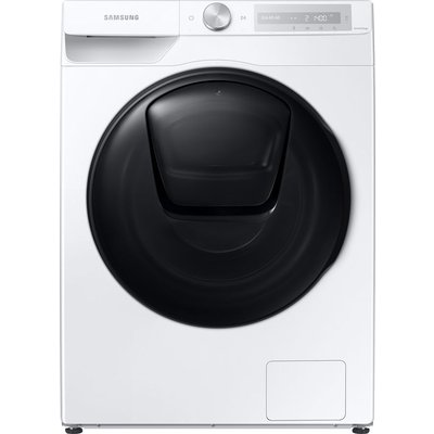SAMSUNG AddWash WD90T654DBH/S1 WiFi-enabled 9 kg Washer Dryer – White, White