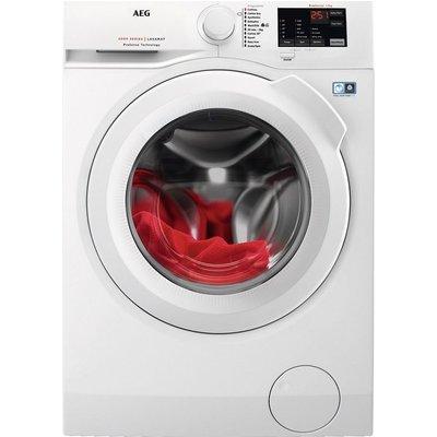 AEG ProSense L6FBJ741N 7 kg 1400 Spin Washing Machine - White, White