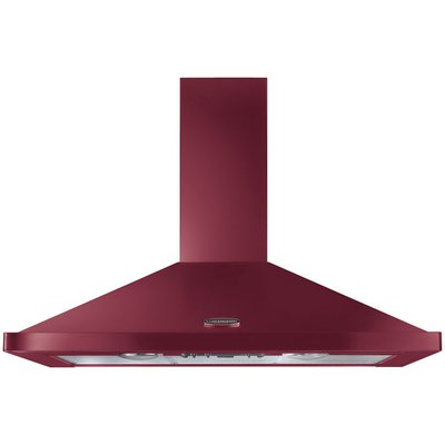 RANGEMASTER  CLAHDC110CY C Chimney Cooker Hood   Cranberry  Cranberry - 5028683092858