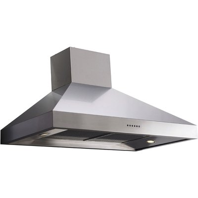 BRITANNIA  Latour TPBTH120S Chimney Cooker Hood   Stainless Steel  Stainless Steel - 5060245930086