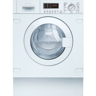 NEFF V6540X1GB Integrated Washer Dryer - White, White