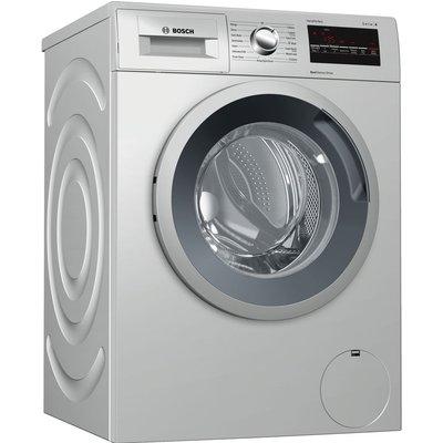 Bosch Serie 4 WAN282X0GB 8 kg 1400 Spin Washing Machine - Inox