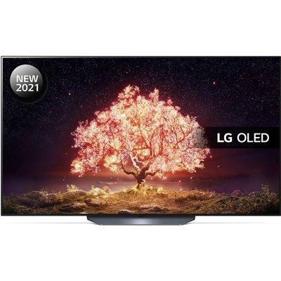 "65"" LG OLED65B16LA  Smart 4K Ultra HD HDR OLED TV with Google Assistant & Amazon Alexa"