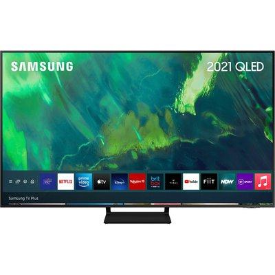 "75"" SAMSUNG QE75Q70AATXXU  Smart 4K Ultra HD HDR QLED TV with Bixby, Alexa & Google Assistant"