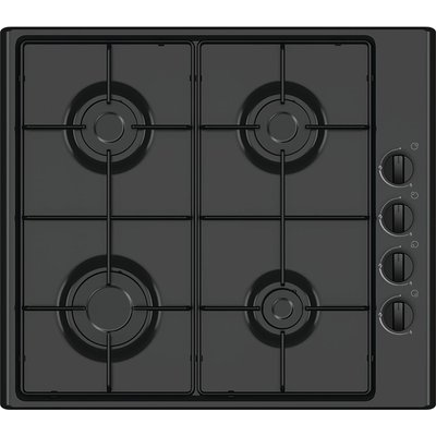 ESSENTIALS  CGHOBB16 Gas Hob   Black  Black - 5017416567046