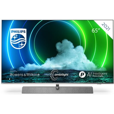 """65"""" PHILIPS 65PML9636  Smart 4K Ultra HD HDR MiniLED TV with Google Assistant"""