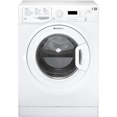 HOTPOINT Aquarius WMAQF621P Washing Machine - White, White