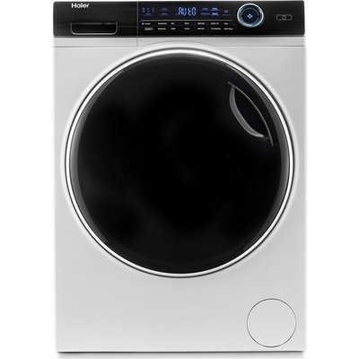 HAIER i-Pro Series 7 HW120-B14979 12 kg 1400 Spin Washing Machine - White, White