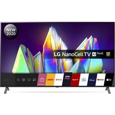 "65"" LG 65NANO996NA  Smart 8K Ultra HD HDR LED TV with Google Assistant & Amazon Alexa"
